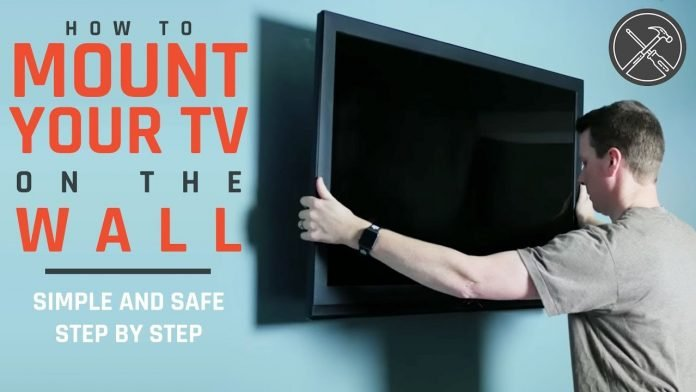 How to Mount Your TV LCD Yourself at Home with 9 Easy Steps